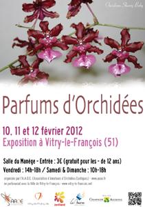 Exposition d'orchidée : ''Parfums d'orchidées'' Vitry_10