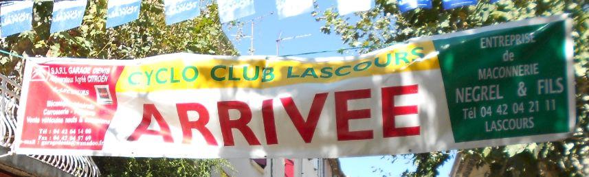 CYCLO CLUB DE LASCOURS