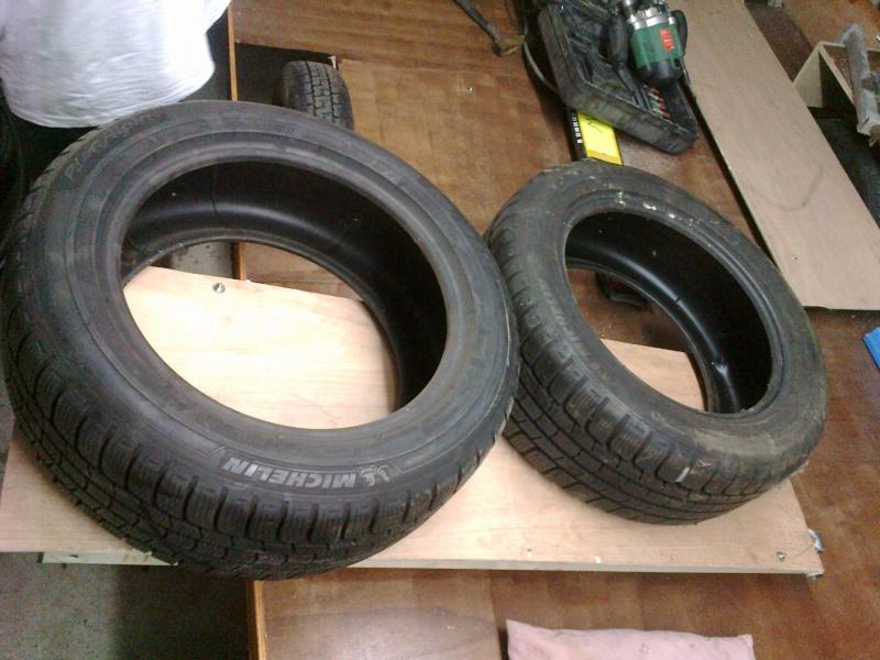 2 pneus en 205/55 R16 02122015