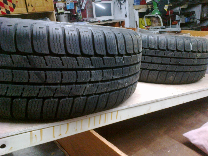 2 pneus en 205/55 R16 02122016