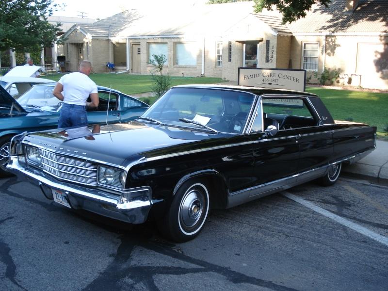 Dodge Dynasty et Chrysler New Yorker 4210