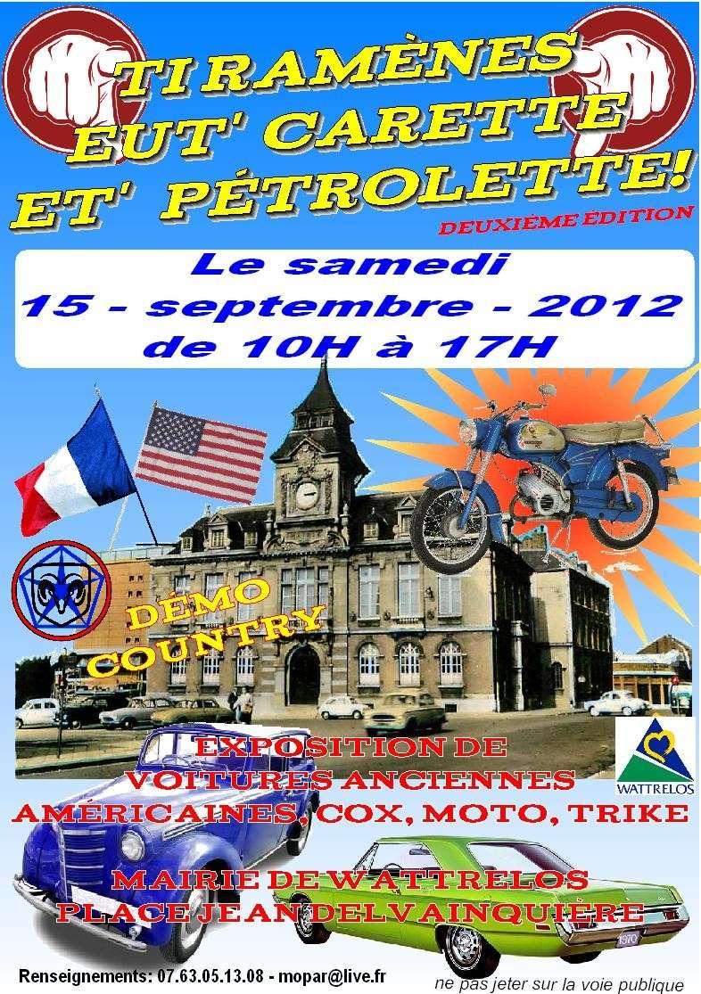 Ti ramenes eut' carette - 15 - 09 - 2012 Wattrelos Wattre71