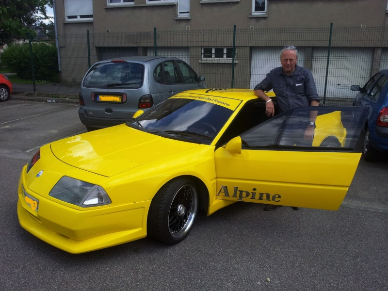 Alpine GTA Turbo 20120610