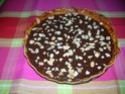 tarte au chocolat et aux poires Dscn3531