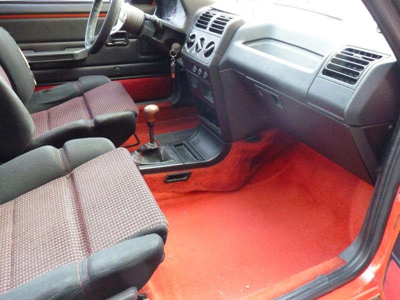 [Pipo] 205 GTI 1,6 rouge AM 91 Avancement et photos p.2 06010