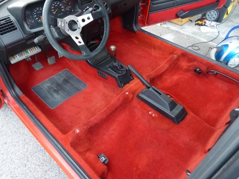 [Pipo] 205 GTI 1,6 rouge AM 91 Avancement et photos p.2 06910