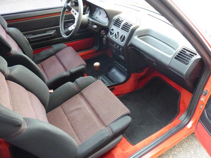 [Pipo] 205 GTI 1,6 rouge AM 91 Avancement et photos p.2 07110