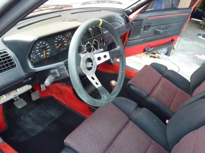 [Pipo] 205 GTI 1,6 rouge AM 91 Avancement et photos p.2 07310