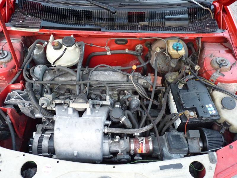 [Pipo] 205 GTI 1,6 rouge AM 91 Avancement et photos p.2 08610