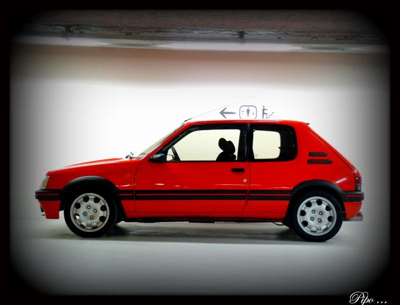[Pipo] 205 GTI 1,6 rouge AM 91 Avancement et photos p.2 - Page 2 Gti_bo16