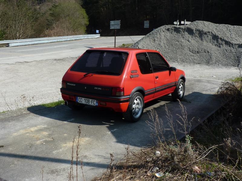 [Pipo] 205 GTI 1,6 rouge AM 91 Avancement et photos p.2 Tim_ch10