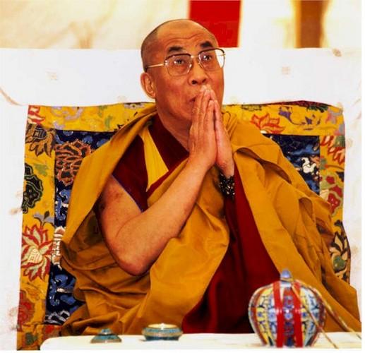 Marche du Dalaï Lama/Lhassa s'enflamme, Pékin l'étouffe - Page 5 Lama_d10