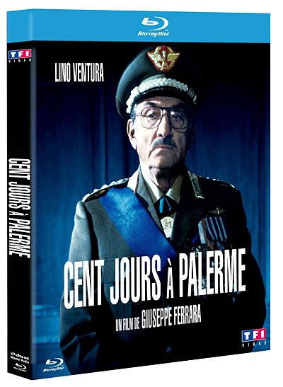 Cent jours à Palerme en Blu-ray 33844410