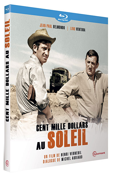 Cent mille dollars au soleil - Blu-Ray 36074810