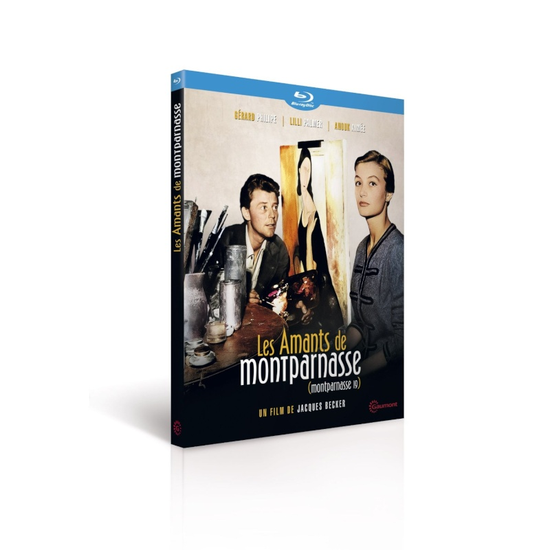 Montparnasse 19 en Blu-ray 81qzhl10