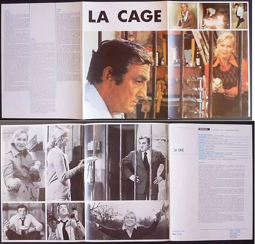 La Cage B5crtp10