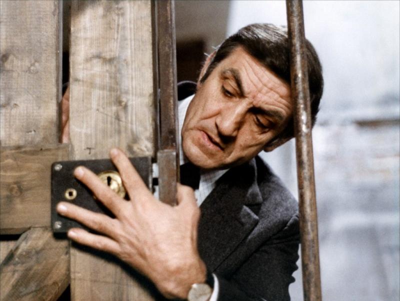 La Cage Cage-110