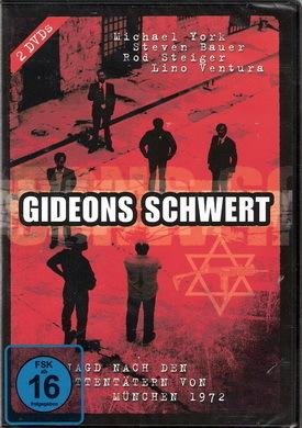 Sword of Gideon Cd43jj10