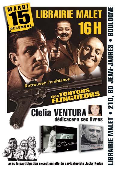 Signature Clelia Ventura à Boulogne le 15/12/2009 Clelia10