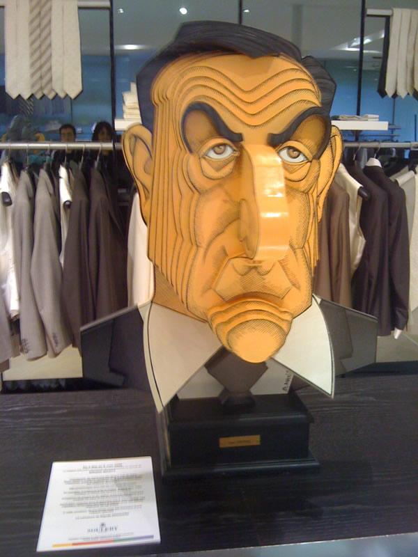 Buste de Lino par Bruno Marty  Image510