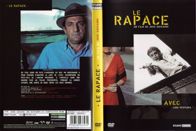 Coffret DVD José Giovanni Le_rap12