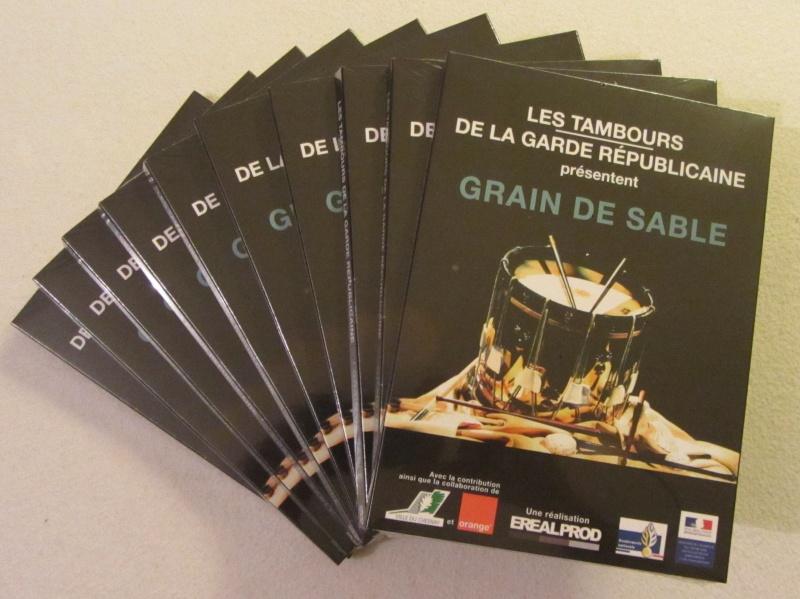 Sortie du DVD des Tambours de la Garde Républicaine. Dvd_de10