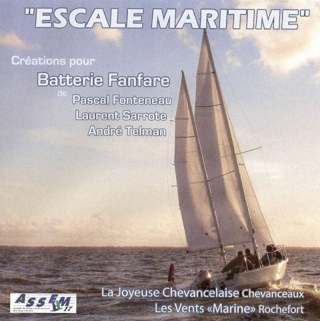 """CD """"Escale Maritime"""" (BF de Chevanceaux et Rochefort) Pochet10"""