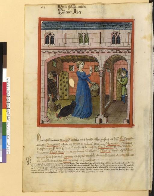 Iconos XVème siècle: vannerie, paniers,..... Oeufs_10