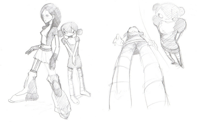K-NI's drawings Rech10