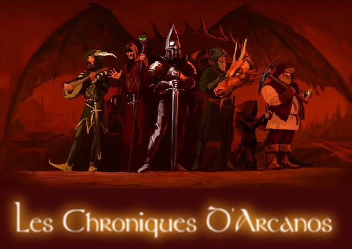 Les Chroniques d'Arcanos