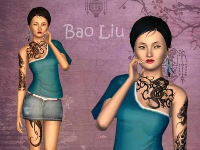 [Créations diverses] Isisaur - Page 6 Bao10