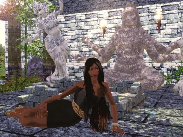[Créations diverses] Isisaur - Page 3 Feline12
