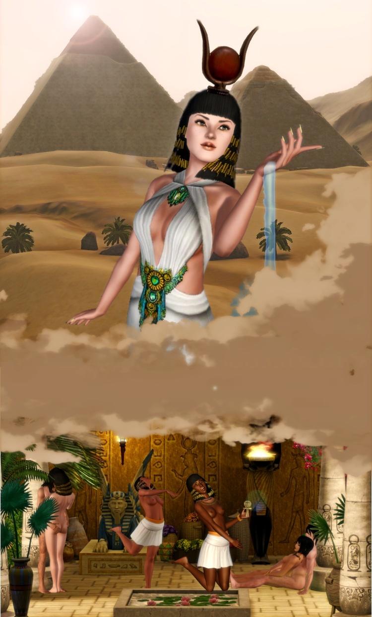 [Créations diverses] Isisaur - Page 15 Hathor10