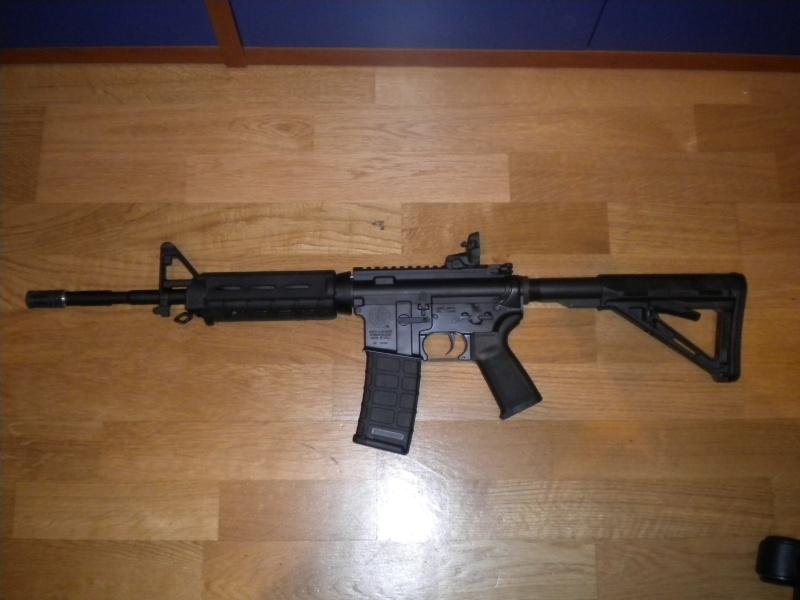 VDS King Arms M&P 15 MOE  Dscn0210
