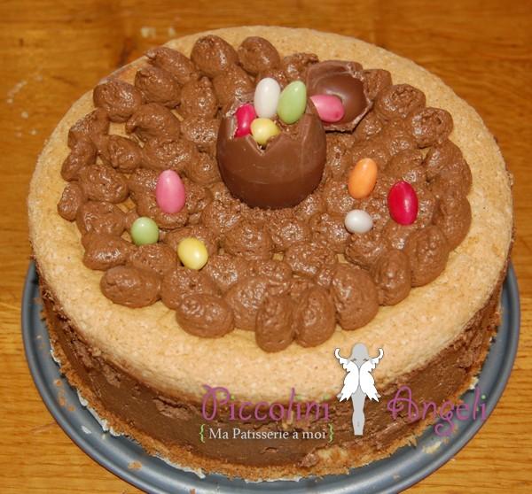 Mousses au chocolat - Page 5 Paques10