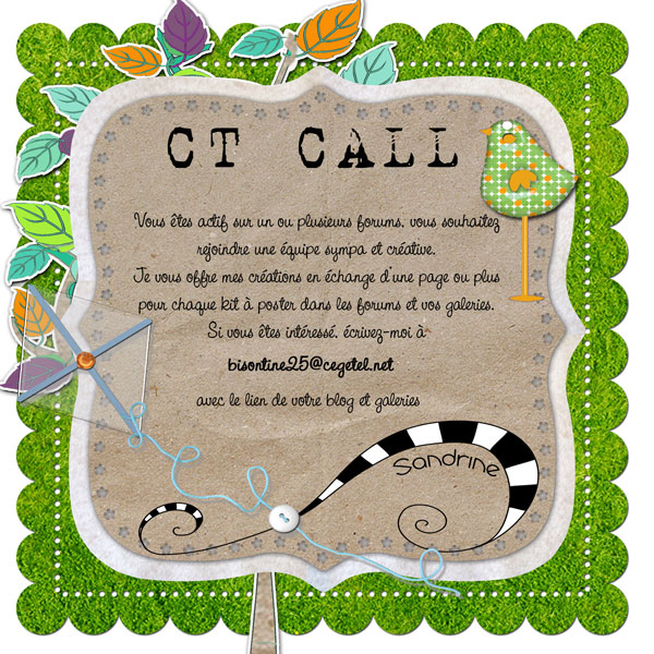 CT call bisontine Ctcall12