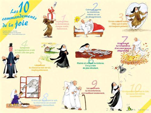 Les 10 commandements de la Joie 10-com10