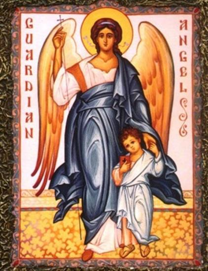 Prière au Saint Ange Gardien : Ange-a10