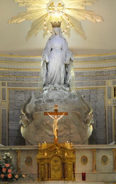 Neuvaine à Notre Dame de la Médaille Miraculeuse Chapel12