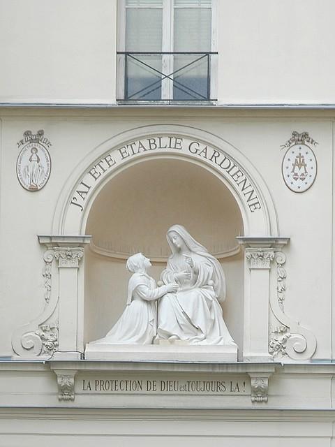 Neuvaine à Notre Dame de la Médaille Miraculeuse Gardie12