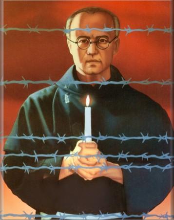 Saint Maximilien-Marie Kolbe : Fête le 14 août Kolbe_11