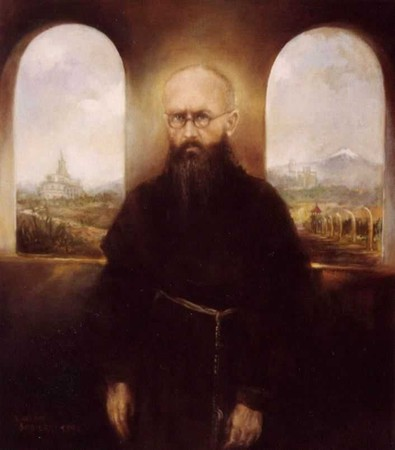 Saint Maximilien-Marie Kolbe : Fête le 14 août Kolbe_13