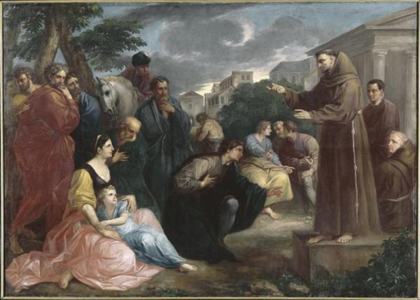 Saint Antoine de Padoue, docteur de l'Église 13 juin Saint_13