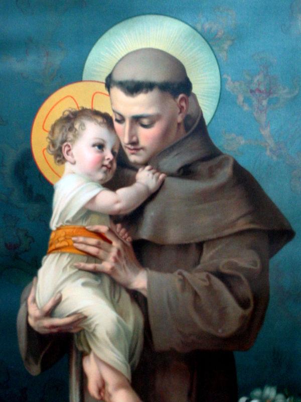 Saint Antoine de Padoue, docteur de l'Église 13 juin Saint_14