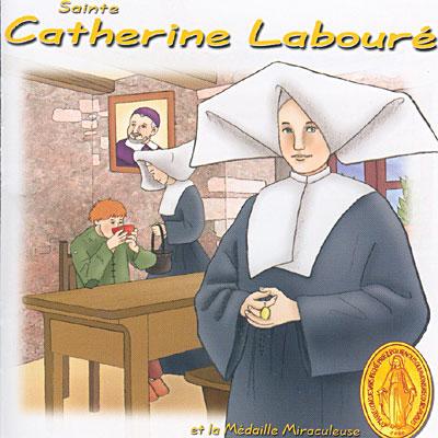 Neuvaine avec Sainte Catherine Labouré (Médaille Miraculeuse Sainte21