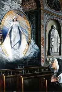 Neuvaine avec Sainte Catherine Labouré (Médaille Miraculeuse Sainte24