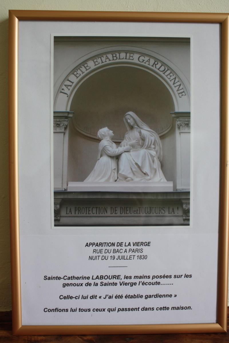 Neuvaine avec Sainte Catherine Labouré (Médaille Miraculeuse Sainte25