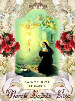 Pour les causes désespérées : Sainte Rita Sainte28