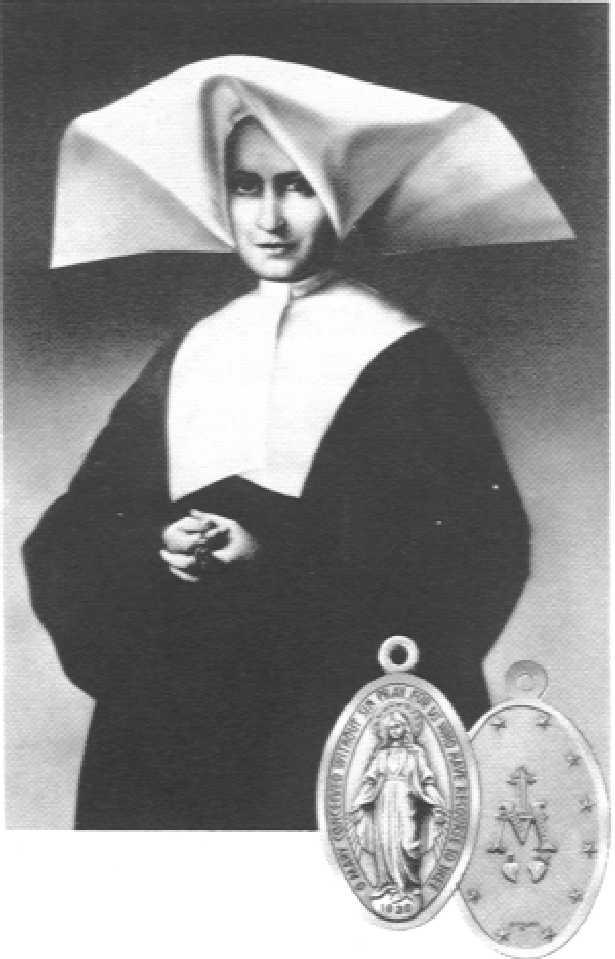 Neuvaine avec Sainte Catherine Labouré (Médaille Miraculeuse Stcath10
