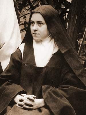 Prière et neuvaine avec Sainte Thérèse de l'Enfant-Jésus Tharas13